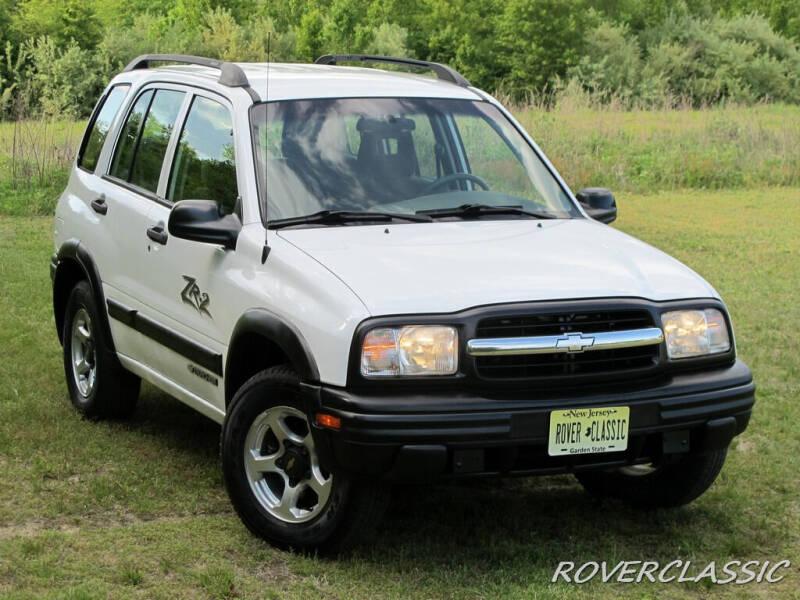 2002 Chevrolet Tracker for sale in Cream Ridge, NJ
