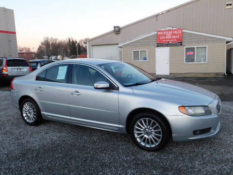 2007 Volvo S80 for sale at Macrocar Sales Inc in Akron OH