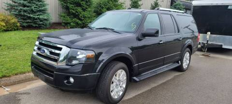 2011 Ford Expedition EL for sale at Steve's Auto Sales in Madison WI