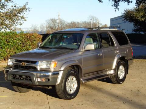 2001 Toyota 4Runner for sale at Auto Starlight in Dallas TX