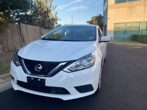 2018 Nissan Sentra for sale at Super Bee Auto in Chantilly VA