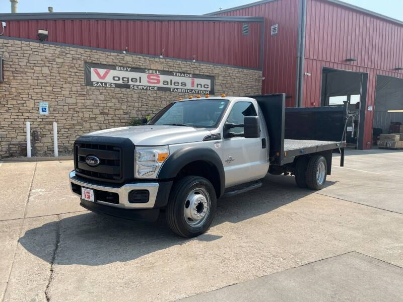 2016 Ford F-450 Super Duty XL for sale at Vogel Sales Inc in Commerce City CO