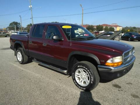 2000 Dodge Dakota for sale at Kelly & Kelly Supermarket of Cars in Fayetteville NC