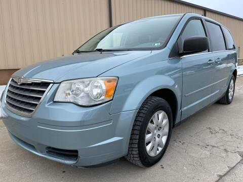 2009 Chrysler Town and Country for sale at Prime Auto Sales in Uniontown OH