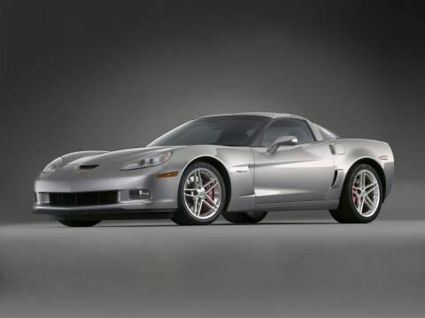 2008 Chevrolet Corvette for sale at Danhof Motors in Manhattan MT