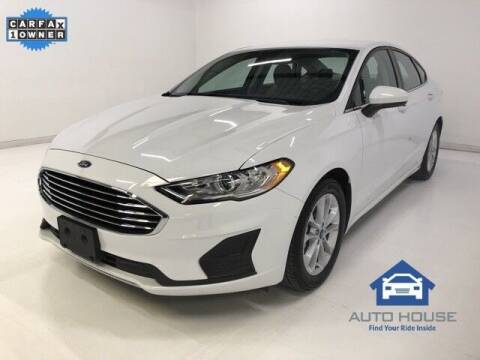 2020 Ford Fusion for sale at Autos by Jeff in Peoria AZ
