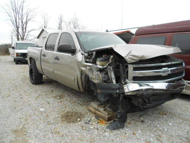 2008 Chevrolet Silverado 1500 for sale at David Hammons Classic Cars in Crab Orchard KY