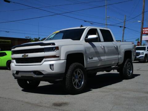 2017 Chevrolet Silverado 1500 for sale at A & A IMPORTS OF TN in Madison TN