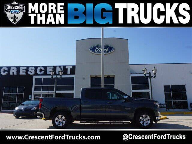 2019 Chevrolet Silverado 1500 for sale at Crescent Ford in Harahan LA