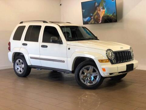 2006 Jeep Liberty for sale at Texas Prime Motors in Houston TX