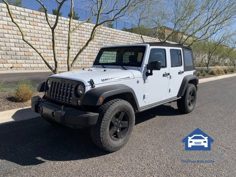 2016 Jeep Wrangler Unlimited for sale at AUTO HOUSE TEMPE in Tempe AZ