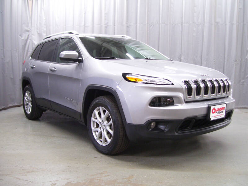 2017 Jeep Cherokee for sale at QUADEN MOTORS INC in Nashotah WI