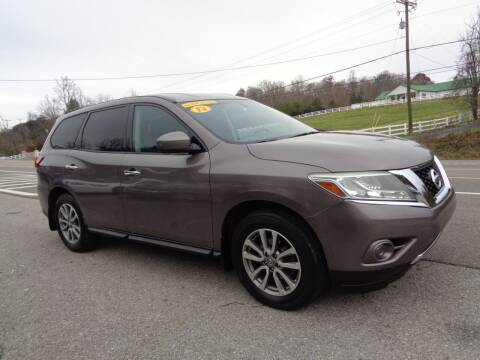 2013 Nissan Pathfinder for sale at Car Depot Auto Sales Inc in Seymour TN