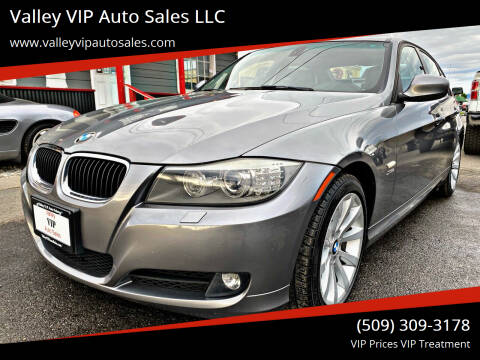 2011 BMW 3 Series for sale at Valley VIP Auto Sales LLC in Spokane Valley WA