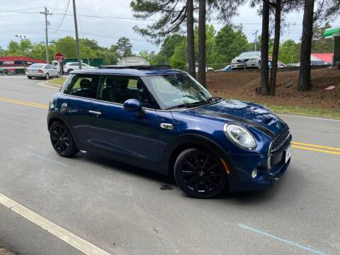 2017 MINI Hardtop 2 Door for sale at THE AUTO FINDERS in Durham NC