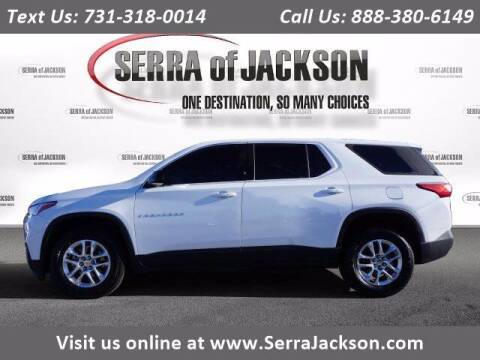 2020 Chevrolet Traverse for sale at Serra Of Jackson in Jackson TN