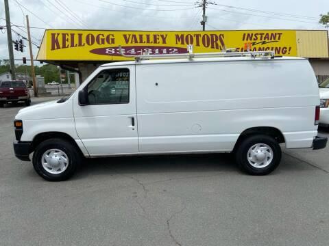 2008 Ford E-Series Cargo for sale at Kellogg Valley Motors in Gravel Ridge AR