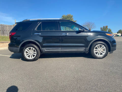 2013 Ford Explorer for sale at Superior Wholesalers Inc. in Fredericksburg VA