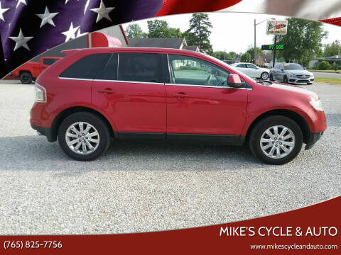 2010 Ford Edge for sale at MIKE'S CYCLE & AUTO - Mikes Cycle and Auto (Liberty) in Liberty IN