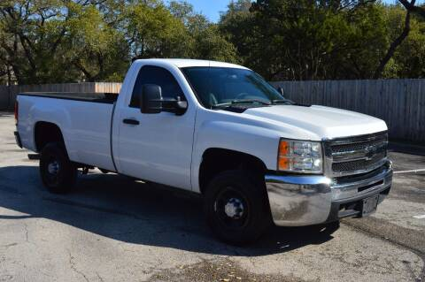 2007 Chevrolet Silverado 2500HD for sale at Coleman Auto Group in Austin TX