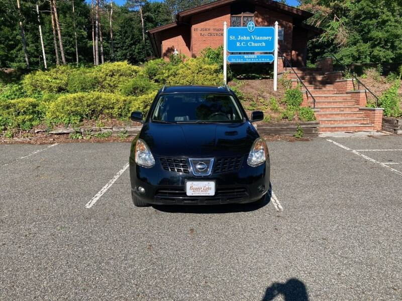 2010 Nissan Rogue for sale at Beaver Lake Auto in Franklin NJ