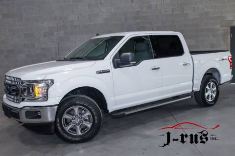 2019 Ford F-150 for sale at J-Rus Inc. in Macomb MI