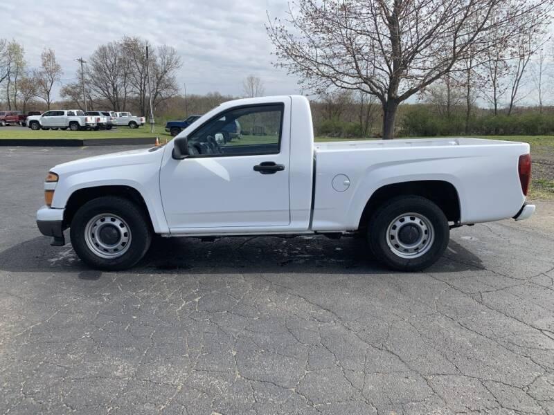 2012 Chevrolet Colorado for sale at Hawkins Motors Sales in Hillsdale MI