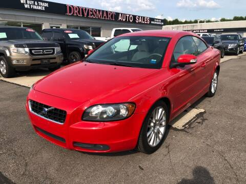 2008 Volvo C70 for sale at DriveSmart Auto Sales in West Chester OH