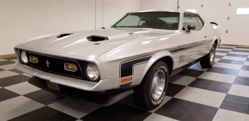 1972 Ford Mustang for sale at 920 Automotive in Watertown WI
