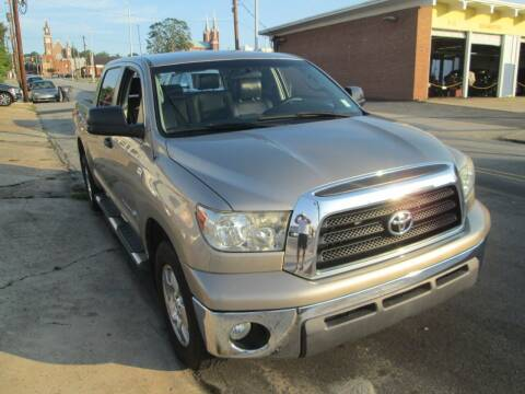 2008 Toyota Tundra for sale at Downtown Motors in Macon GA