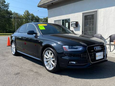 2014 Audi A4 for sale at Vantage Auto Group in Tinton Falls NJ