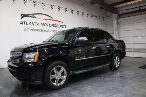 2013 Chevrolet Avalanche for sale at Atlanta Motorsports in Roswell GA