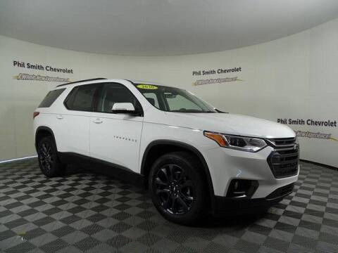 2020 Chevrolet Traverse for sale at PHIL SMITH AUTOMOTIVE GROUP - Phil Smith Chevrolet in Lauderhill FL