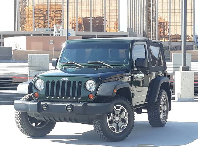 2010 Jeep Wrangler for sale at Pammi Motors in Glendale CO