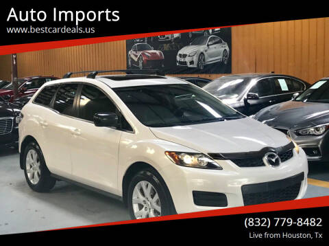2007 Mazda CX-7 for sale at Auto Imports in Houston TX