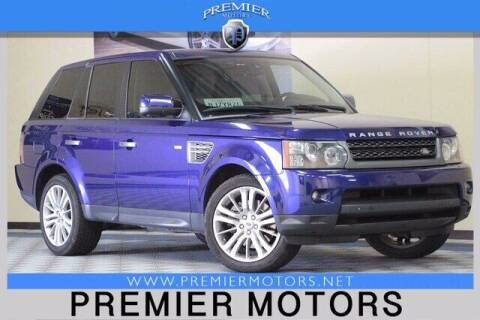 2011 Land Rover Range Rover Sport for sale at Premier Motors in Hayward CA