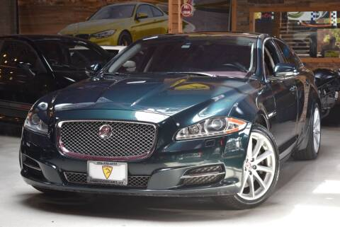 2014 Jaguar XJ for sale at Chicago Cars US in Summit IL