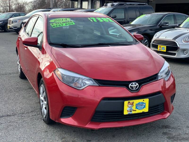 2014 Toyota Corolla for sale at Milford Auto Mall in Milford MA