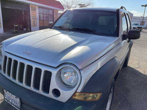 2007 Jeep Liberty for sale at Best Buy Auto Sales in Hesperia CA