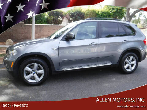 2010 BMW X5 for sale at Allen Motors, Inc. in Thousand Oaks CA