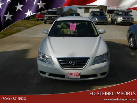 2010 Hyundai Sonata for sale at Ed Steibel Imports in Shelby NC