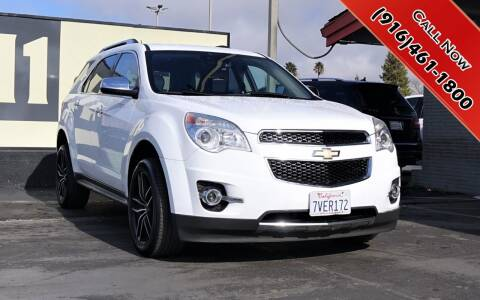 2015 Chevrolet Equinox for sale at H1 Auto Group in Sacramento CA
