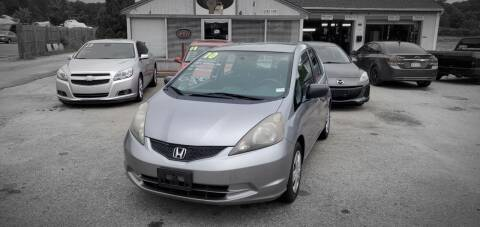 2010 Honda Fit for sale at Falmouth Auto Center in East Falmouth MA