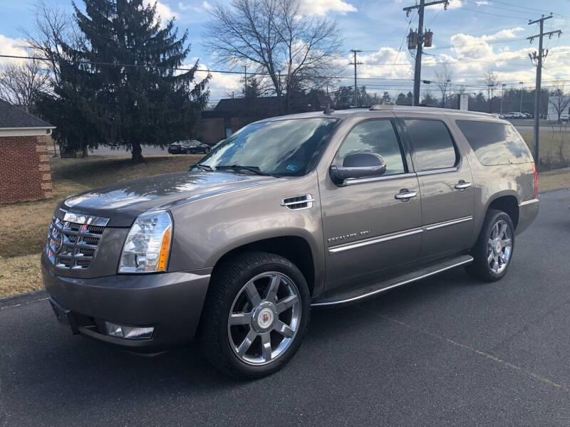 2014 Cadillac Escalade ESV for sale at Augusta Auto Sales in Waynesboro VA