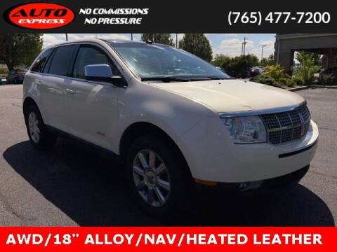 2007 Lincoln MKX for sale at Auto Express in Lafayette IN