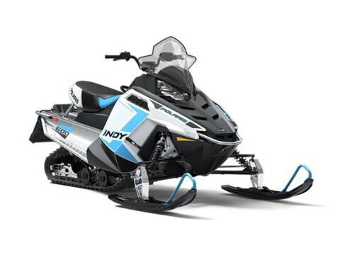 2020 Polaris 600 Indy® 121 for sale at Road Track and Trail in Big Bend WI