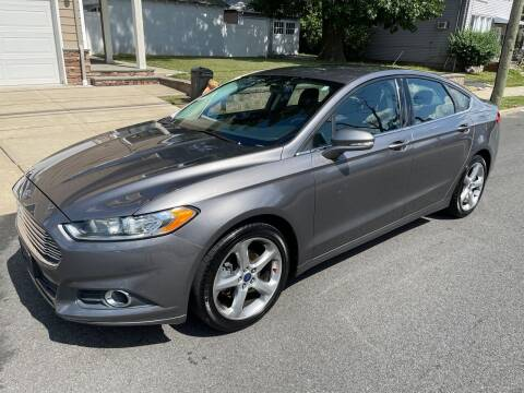 2013 Ford Fusion for sale at Jordan Auto Group in Paterson NJ