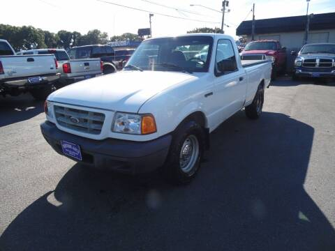 2001 Ford Ranger for sale at Surfside Auto Company in Norfolk VA
