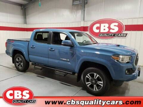 2019 Toyota Tacoma for sale at CBS Quality Cars in Durham NC