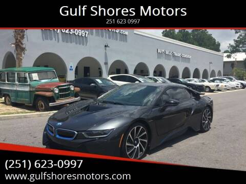 2015 BMW i8 for sale at Gulf Shores Motors in Gulf Shores AL